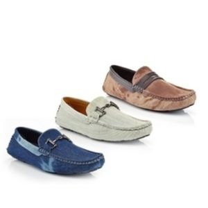 b7970d4c1de Solo men s penny loafer casual denim slip on 12